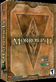 The Elder Scrolls III: Morrowind - Box - 3D