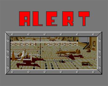 Alert - Screenshot - Game Title