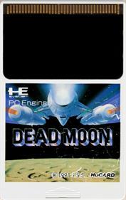 Dead Moon - Cart - Front
