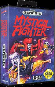 Mystical Fighter - Box - 3D