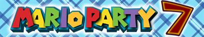Mario Party 7 - Banner