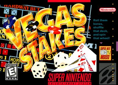 Vegas Stakes - Box - Front