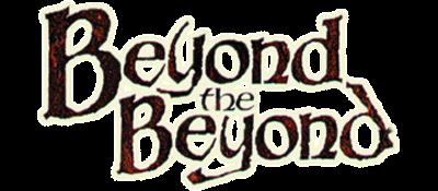 Beyond the Beyond - Clear Logo