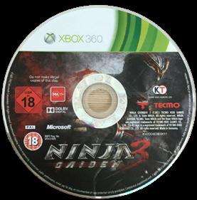 Ninja Gaiden 3 - Disc