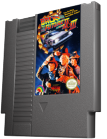 Back to the Future Part II & III - Cart - 3D