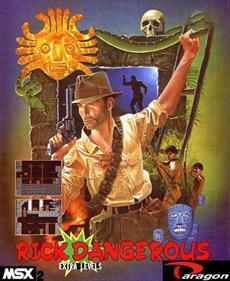 Rick Dangerous: Extra Levels