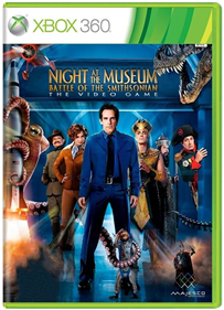 Night at the Museum: Battle of the Smithsonian The Video Game