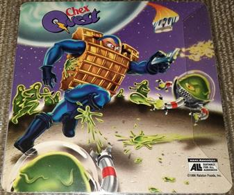 Chex Quest - Box - Front - Reconstructed