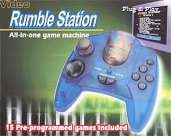 Rumble Station: 15 in 1