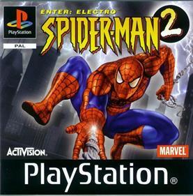 Spider-Man 2: Enter Electro - Box - Front
