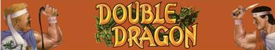 Double Dragon - Banner