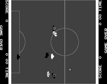 Atari Soccer - Screenshot - Game Over