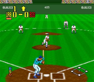 Super Bases Loaded 2 - Screenshot - Gameplay