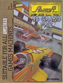 3D Grand Prix - Box - Front