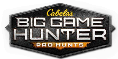 Cabela's Big Game Hunter: Pro Hunts - Clear Logo