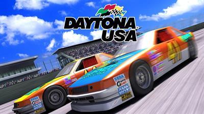 Daytona USA - Banner