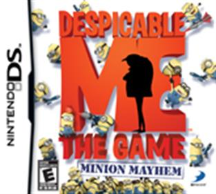 Despicable Me: The Game ? Minion Mayhem