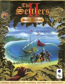 The Settlers II: Veni, Vidi, Vici (Gold Edition) - Box - Front