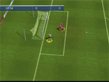 FIFA 2001: Major League Soccer - Screenshot - Gameplay