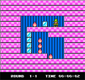 Fire 'n Ice - Screenshot - Gameplay