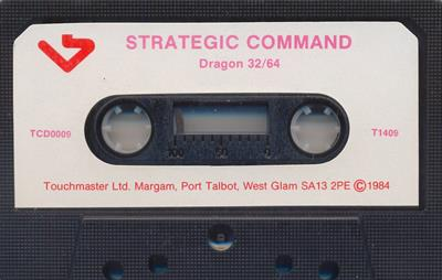 Strategic Command - Cart - Front