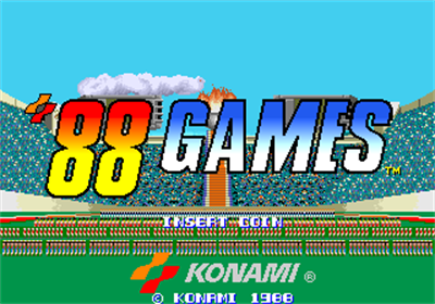 '88 Games - Screenshot - Game Title