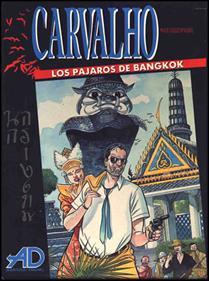 Carvalho - Los Pájaros de Bangkok