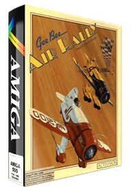 Gee Bee Air Rally - Box - 3D