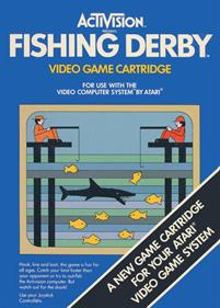 Fishing Derby - Box - Front