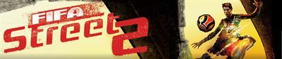FIFA Street 2 - Banner
