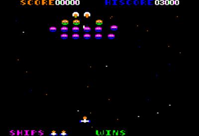 Alien Rain - Screenshot - Gameplay