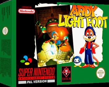 Ardy Lightfoot - Box - 3D