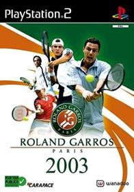 Roland Garros French Open 2003