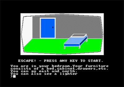 Escape! - Screenshot - Gameplay