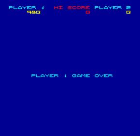 Video Eight Ball - Screenshot - Game Over
