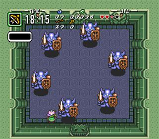 BS Zelda no Densetsu: Inishie no Sekiban: Dai-1-wa - Screenshot - Gameplay