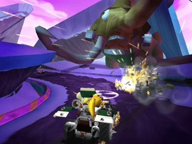 Crash Tag Team Racing - Screenshot - Gameplay