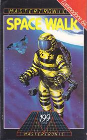 Space Walk (Mastertronic) - Box - Front