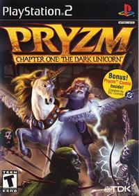 Pryzm Chapter One:The Dark Unicorn