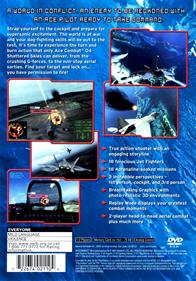 Ace Combat 04: Shattered Skies - Box - Back