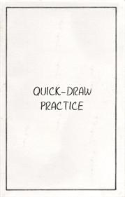 Quick-Draw Practice