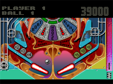 Pinball Fantasies - Screenshot - Gameplay