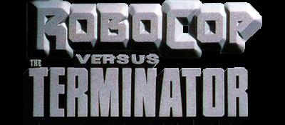 RoboCop Versus The Terminator - Clear Logo