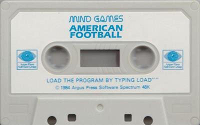 American Football - Cart - Front