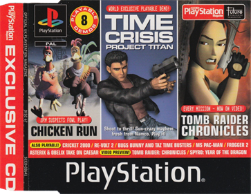 Official UK PlayStation Magazine: Demo Disc 67