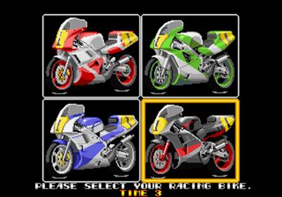Riding Hero - Screenshot - Game Select