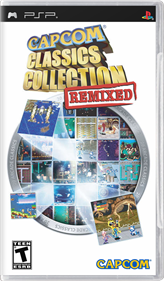 Capcom Classics Collection: Remixed