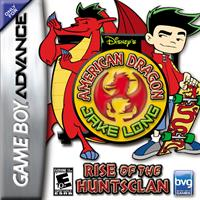 American Dragon Jake Long: Rise of the Huntsclan!