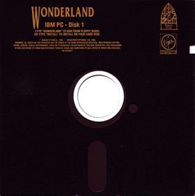 Wonderland - Disc