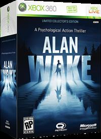 Alan Wake Limited Collector's Edition